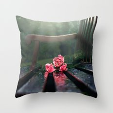 In Memory Throw Pillow