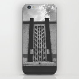 Deserted Deco iPhone Skin