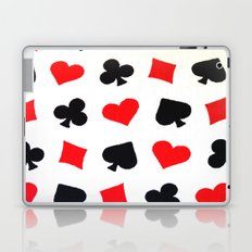 Queen of Hearts Laptop & iPad Skin