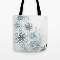 The Forest Drift Tote Bag
