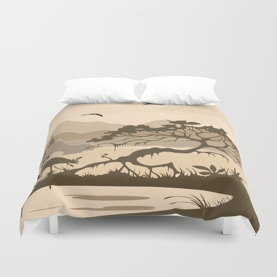 My Nature Collection No. 56 Duvet Cover
