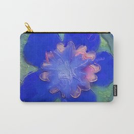 Flower Abstract 7 Carry-All Pouch