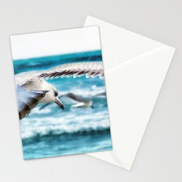 BIRDS THE WORD Stationery Cards