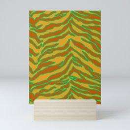 Tiger Print - Safari Mini Art Print