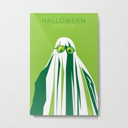 John Carpenter, Modern Master Series :: Halloween Metal Print