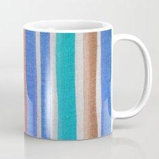 AZTEC BLANKET - BLUE Mug