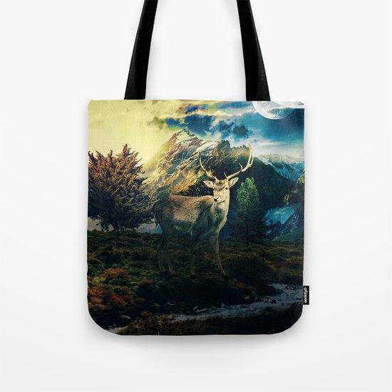 Deer VI Tote Bag