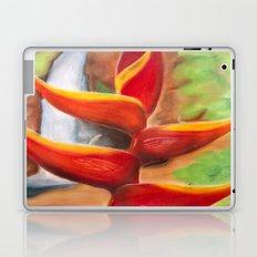 Heliconia Laptop & iPad Skin