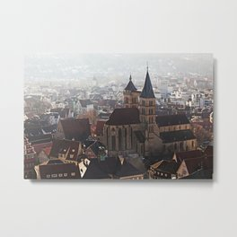 St. Dionys Cathedral Metal Print