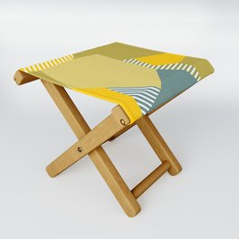 Olive to the Max Folding Stool