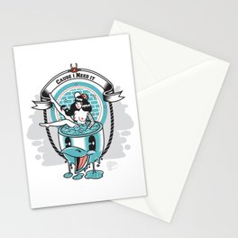 Maria Sara x Causeineedit  Stationery Cards