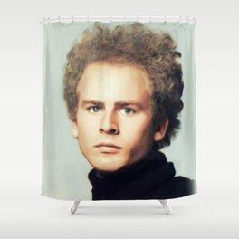Art Garfunkel, Music Legend Shower Curtain