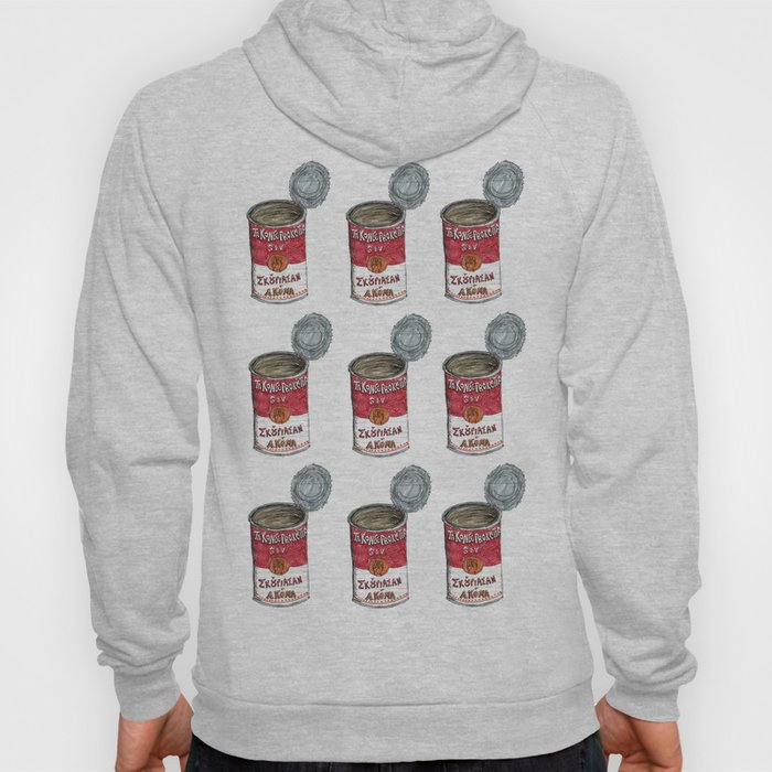 Tomato Soup Can Hoody