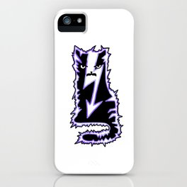 Tesla Cat – Electrical Engineering iPhone Case