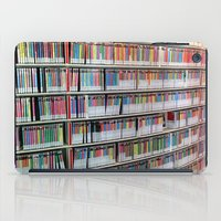 bookworm iPad Cases featuring Bookworm by Anabella Nolasco