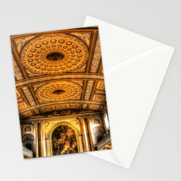 Navy Chapel Greenwich Stationery Cards