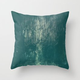 grunge gradient map pattern c8 Throw Pillow