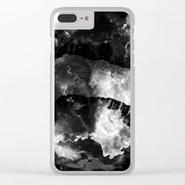 Ink 82 Clear iPhone Case