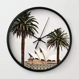 Sydney Wall Clock