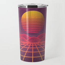 Neon Dream's  Travel Mug