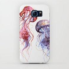 Jellyfish Galaxy S8 Slim Case