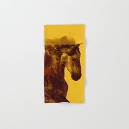 Proud Stallion Hand & Bath Towel