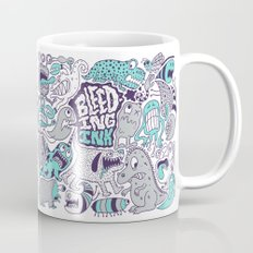 Bleeding Ink Mug