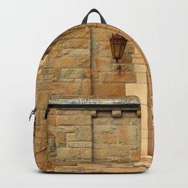 Old Church Door Backpack