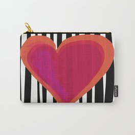 HERE IS MY HEART Carry-All Pouch