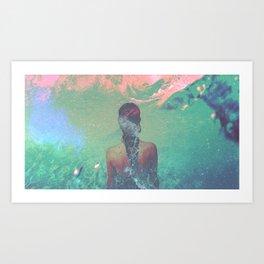 HARM Art Print