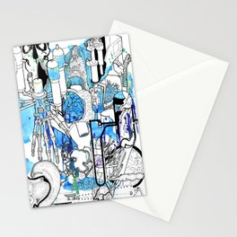 Distant Parts Stationery Cards