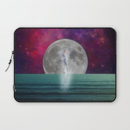 Passing Shadow Laptop Sleeve