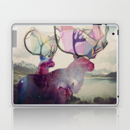 The spirit VI Laptop & iPad Skin