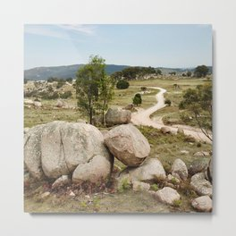 Big Country Metal Print