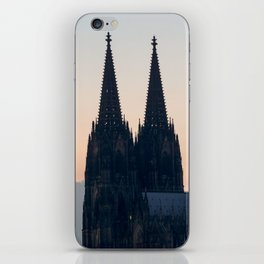COLOGNE 18 iPhone Skin