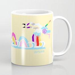 Pride Dragon Coffee Mug