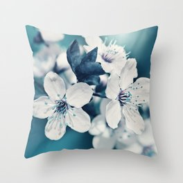 Sping 255 Throw Pillow