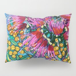 Australian Flora Pillow Sham