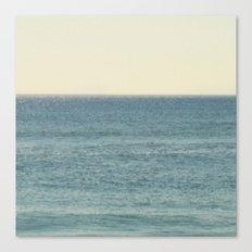 Like The Sea II Canvas Print