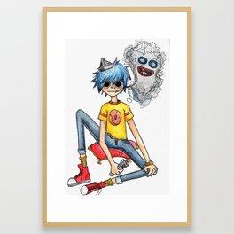 Happy birthday 2D Framed Art Print