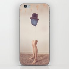 The Top Hat iPhone & iPod Skin