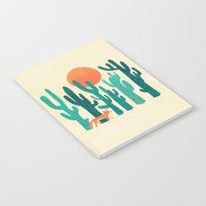 Desert fox Notebook