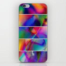 Aura Dream I (Five Panels Series) iPhone Skin