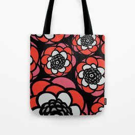 Floral-002 Tote Bag