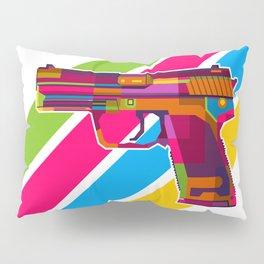 Heckler and Koch USP Pillow Sham