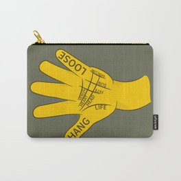 Palmistry Hang Loose Shaka Sign Carry-All Pouch