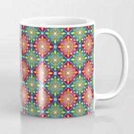 Medieval Diamonds Coffee Mug