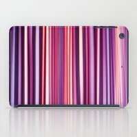striped iPad Cases featuring Striped by Scarlet