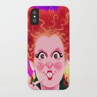 hocus pocus iPhone & iPod Cases featuring Sanderson Sistaahs! - Hocus Pocus by Dylan Bonner