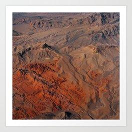 Over Nevada III Art Print